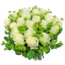 White revalation flowers