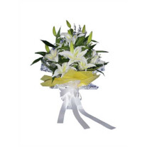 Bouquet with Lilies (without vase)